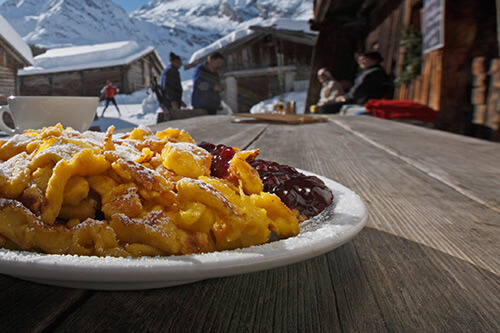 Tyrolean food